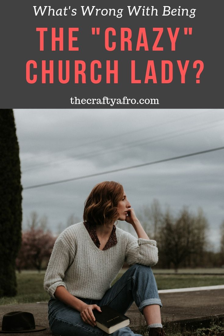 "Is it wrong to evangelize? Are we scared to share the gospel because we don't want to branded as a the""crazy"" church lady?"