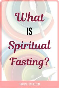 Should Christians fast? Is this practice even relevant for the modern day saint?  Learn about biblical fasting and why it's should be an important part of every Christians life.