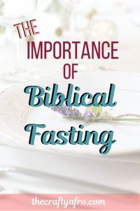 What is biblical fasting? Should Christians fast?  Learn what biblical fasting is 5 reasons why all Christians should fast.