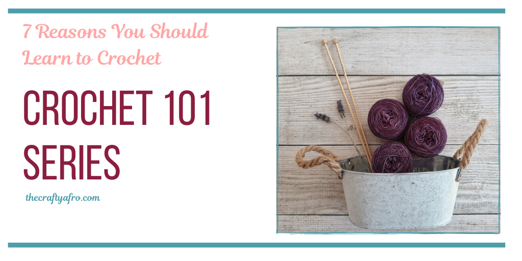 7 Benefits of Learning How to Crochet #crochet #healthbenefits