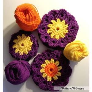spring crochet pattern