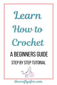 how to crochet tutorial